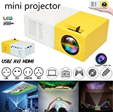 $189 » ZOME Mini Projector, Meer Portable Pico Full Color LED LCD Video Projector for Children Present, Video TV Movie, Party Game, Outdoor Entertainment