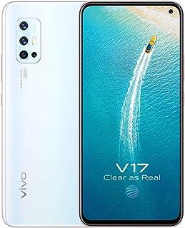 "Vivo V17 6.44"" 128GB 8GB RAM (GSM Only, No CDMA) International Warranty - No Warranty (Glacier Ice)"