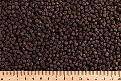 (Grundpreis 3,10 Euro/kg) - 5,0 kg Forellenfutter Primo 4,5 mm - 37/12 - schwimmend
