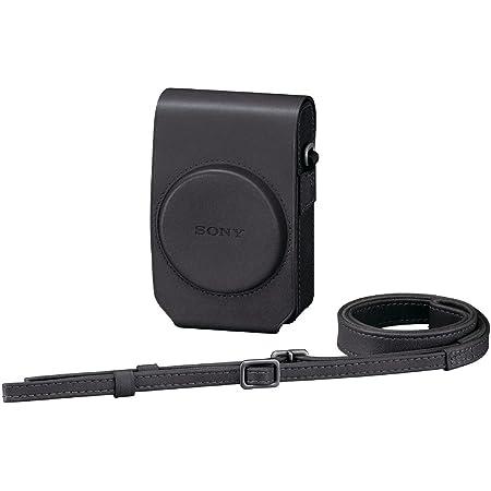 ソニー デジタルカメラケース ソフトキャリングケース ブラック LCS-RXG