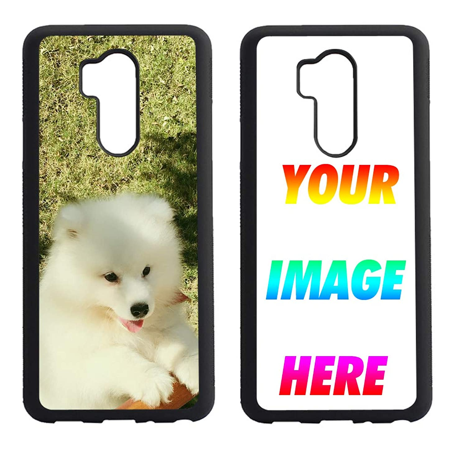 DIY Phone Case for LG G6, Create Your Own Customized Cover Case, Personalize Photo Or Name by Yourself (for LG G6)
