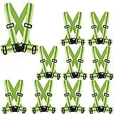 ZOJO Reflective Vest | Lightweight, Adjustable & Elastic | Safety &...