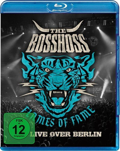 The Bosshoss - Flames Of Fame/Live Over Berlin [Alemania] [Blu-ray]