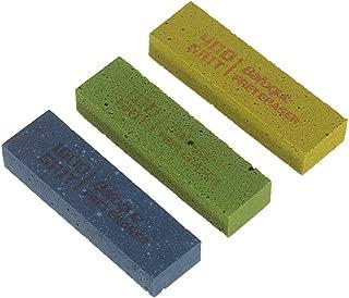 Schleifpapier-61pcs 90mm 6 L/öcher Dreieck Schleifpad Schleifpapier Oszillierende polnische Multi Tools