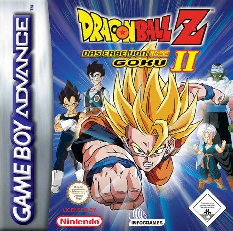 Dragonball Z: Das Erbe des Goku II