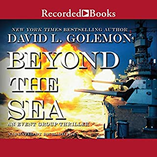 Beyond the Sea audiobook cover art