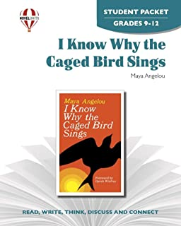 I Know Why the Caged Bird Sings - Student Packet by Novel Units, Inc.