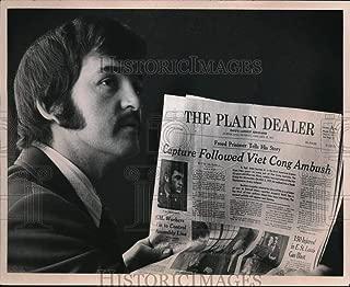 Historic Images - 1972 Vintage Press Photo Sgt. John Sexton Jr. - cva41105