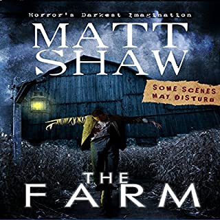 The Farm: A Novella of Extreme Horror audiobook cover art