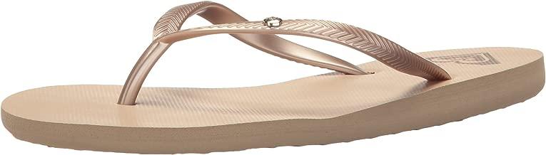 Roxy Women's Bermuda Sandal Flip Flop US