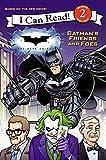 Dark Knight: Batman's Friends and Foes, The (I Can Read. Level 2: The Dark Knight)