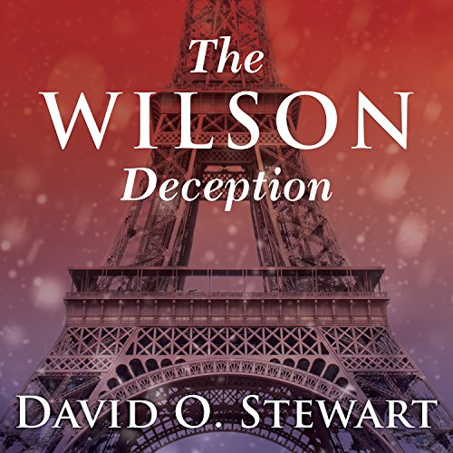 The Wilson Deception audiobook cover art