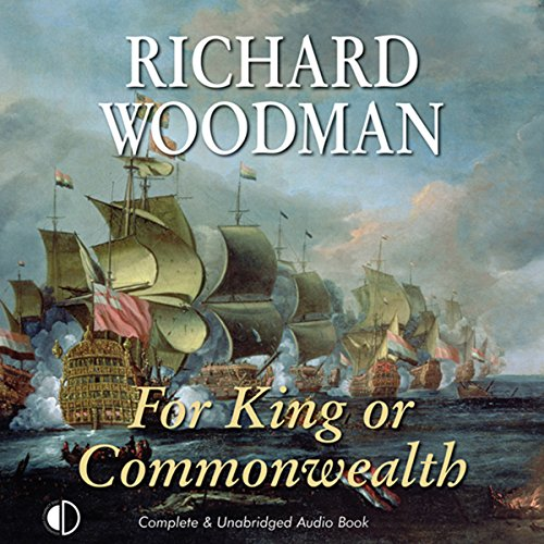 For King or Commonwealth audiobook cover art