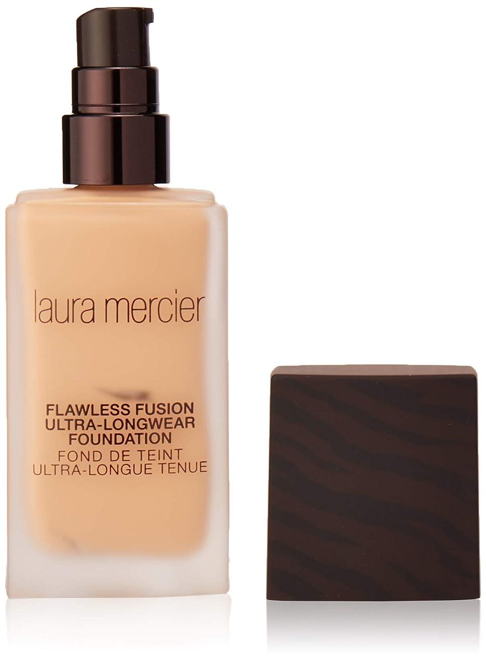 航空機プロフェッショナルこしょうLaura Mercier Flawless Fusion Ultra-Longwear Foundation - Ecru 1oz (29ml)
