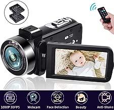 camcorder plus digital camera