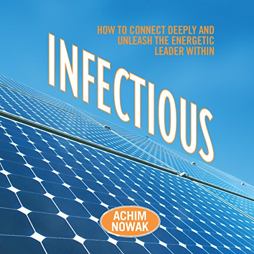 Infectious audiobook cover art