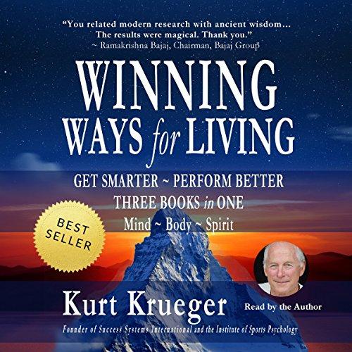 Winning Ways for Living audiobook cover art