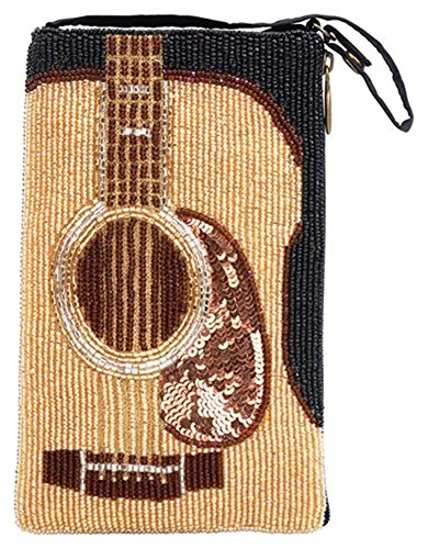 Bamboo Trading Company Cell Phone or Club Bag, Guitar