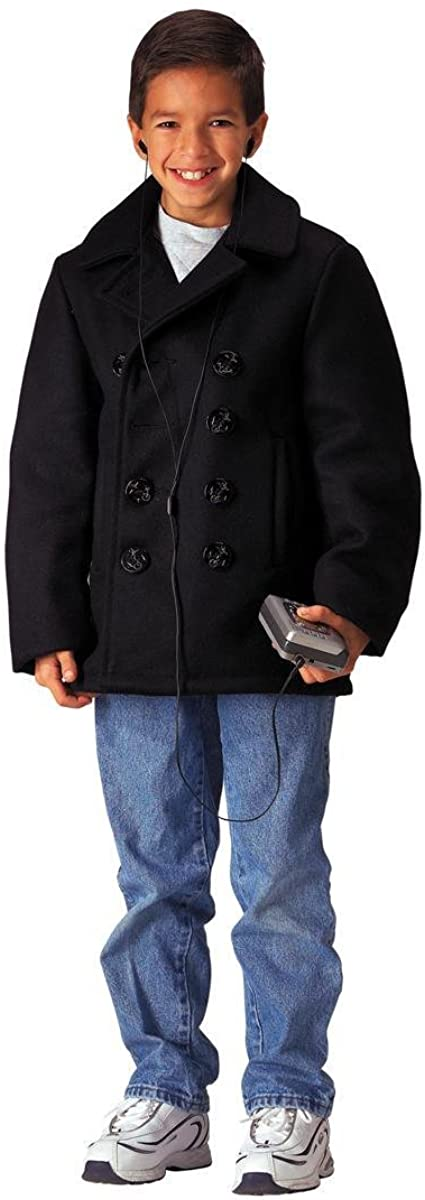 Rothco Kids Super sale period limited Max 50% OFF Wool Peacoat
