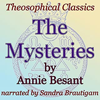 The Mysteries audiobook cover art