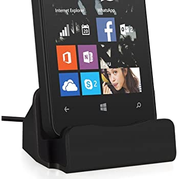 USB C Charger Dock Station, AKwor Charging Desktop for Samsung Galaxy S8, Note8, LG G5 G6 V20, HTC 10, Microsoft Lumia 950 XL, Google Pixel, Motorola Moto Z Play Force Droid, OnePlus 5, BLU Vivo 5