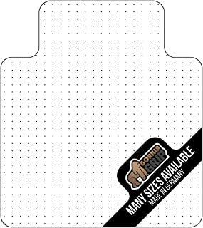 Gorilla Grip Premium Polycarbonate Studded Chair Mat for Carpeted Floor, 48×36,..