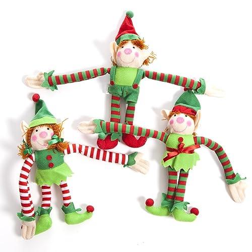 Elf Christmas Decorations: Amazon com
