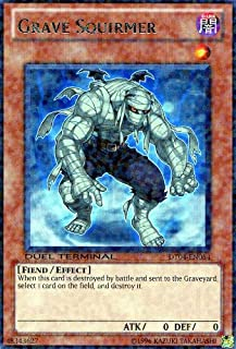 Yu-Gi-Oh! - Grave Squirmer (DT04-EN054) - Duel Terminal 4-1st Edition - Rare
