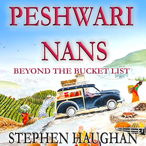 Peshwari Nans audiobook cover art