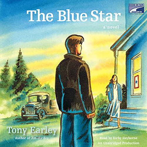 The Blue Star audiobook cover art