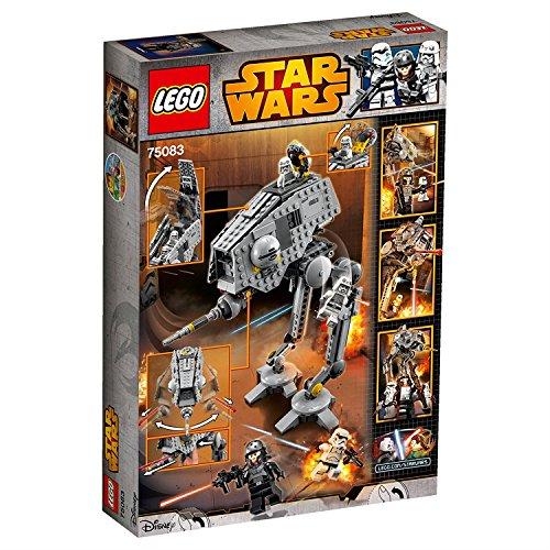 LEGO 75083 - Star Wars, Agent Kallus, Stormtrooper und 2 at-DP-Piloten