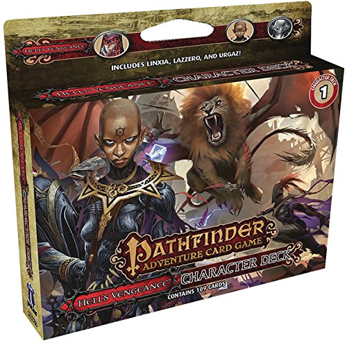 Pathfinder Adventure Card Game: Hell's Vengeance Character D