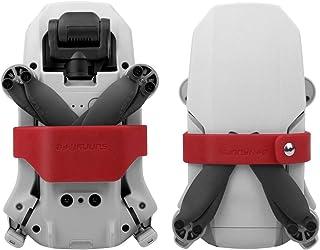 DJFEI Mavic Mini 2 Supporto Guardia dell'Elica, Mavic Mini 2 Stabilizzatore dell'Elica per Trasporto, Cinghia di Supporto ...