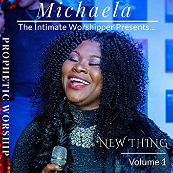 Prophetic Worship New Thing, Vol. 1