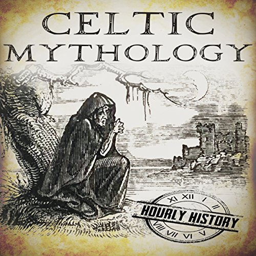 Celtic Mythology audiobook cover art