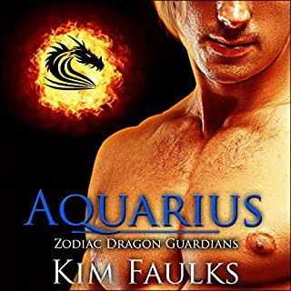 Aquarius     Zodiac Dragon Guardians, Book 2              By:                                                                                                                                 Kim Faulks                               Narrated by:                                                                                                                                 Emily Bauer                      Length: 8 hrs and 31 mins     13 ratings     Overall 4.5