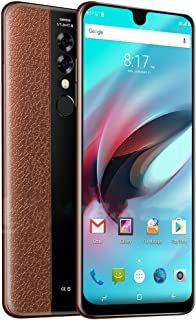 Mate23 Sim-Free & Unlocked Mobile Phones, 6.2-Inch High-Definition Water Drop Screen 2MP+8MP Pixels Android Phone Rear Fin...