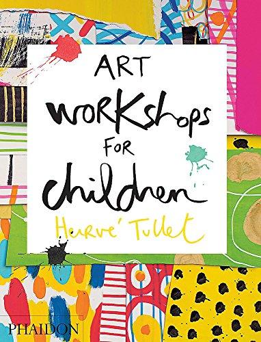 Art workshops for children (CHILDRENS BOOKS)