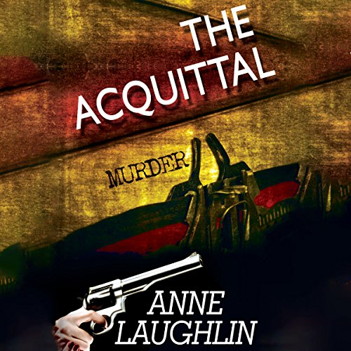 The Acquittal audiobook cover art