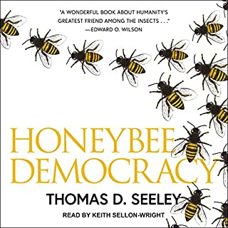Honeybee Democracy audiobook cover art