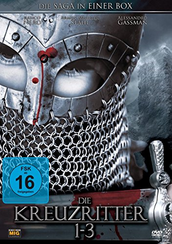 Die Kreuzritter 1-3 [Limited Edition] [2 DVDs]