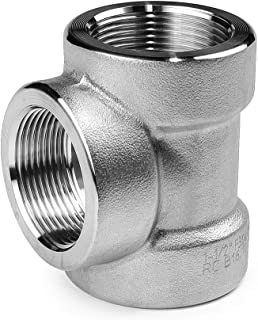 Avanty 316/316L Forged Stainless Steel Pipe Fitting, 1/4