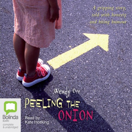Peeling the Onion audiobook cover art