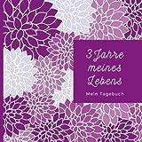 Drei Jahre meines Lebens - Mein Tagebuch: Erinnerungsbuch zum täglichen Eintragen zur Selbstreflexion, für mehr Dankbarkeit und Achtsamkeit • Drei Jahres Kalender