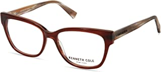 Eyeglasses Kenneth Cole New York KC 0296 049 Matte Dark Brown