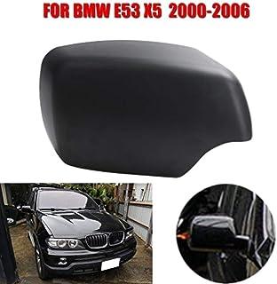 Areyourshop lato sinistro per B-M-W E53 X5 2000-2006 Copertura per specchietto retrovisore