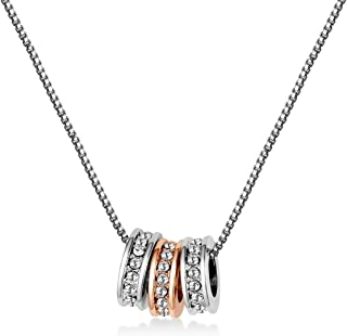 Mestige Women Necklace MSNE3971 with Swarovski Crystals