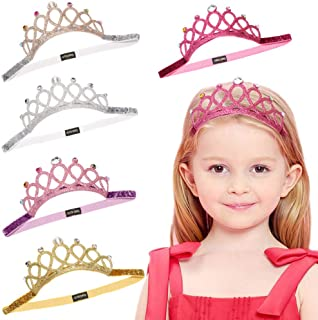 birthday tiara for baby girl