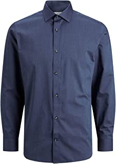 Jack & Jones Jprblaroyal Shirt L/S Noos Camisa para Hombre