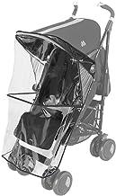 Maclaren Techno XT - Burbuja de lluvia para silla de paseo,